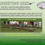 RC Letka Helimeeting 2020 – Pozvánka a propozície